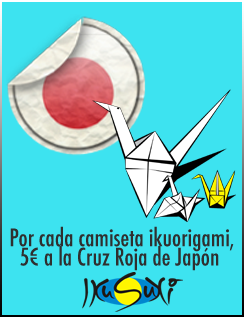 ikuorigami x Japó